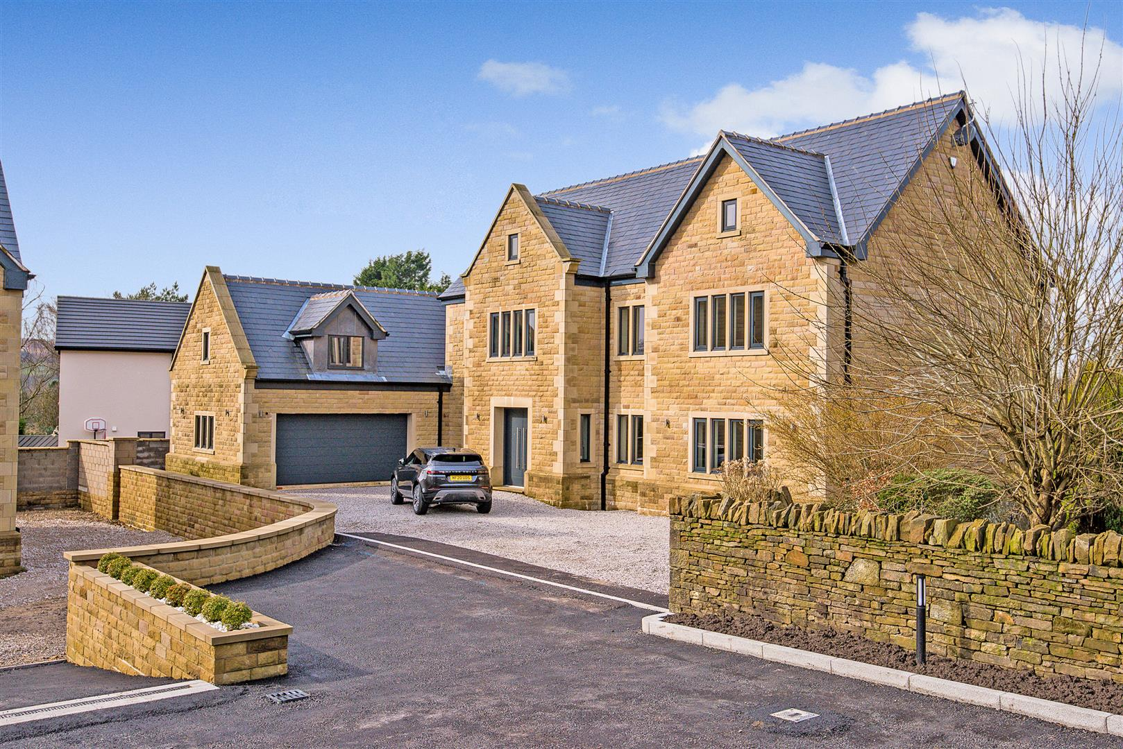 5 bedroom detached house Sale Agreed in Bolton - Main Image.
